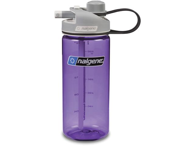 Nalgene Multi Drink Bottle 600ml violett